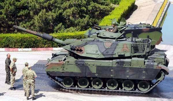 Dünyanın en güçlü 50 ordusu 72