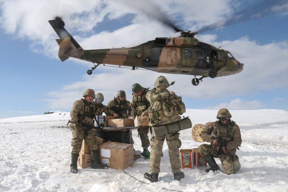 Bitlis'te terör operasyonu 22