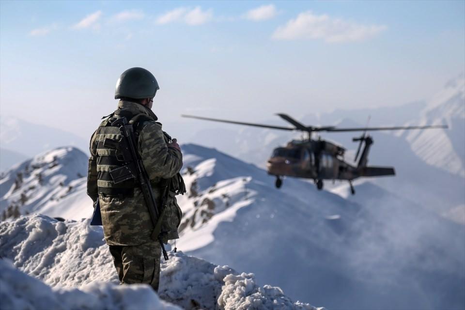 Bitlis'te terör operasyonu 27