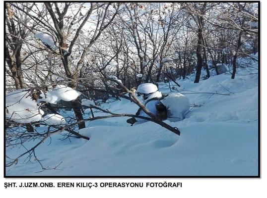 Bitlis'te terör operasyonu 3