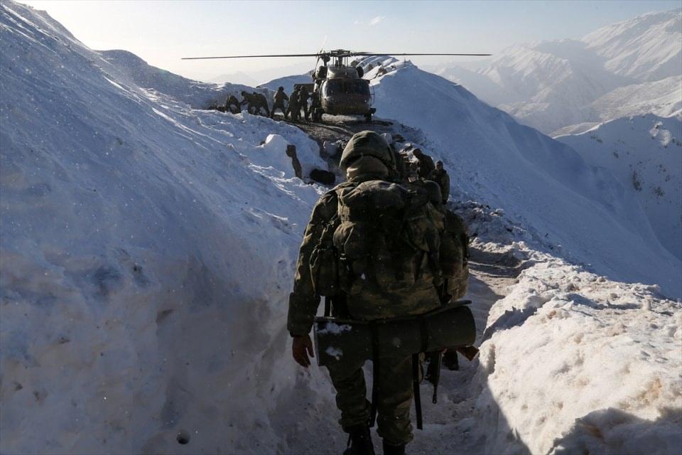 Bitlis'te terör operasyonu 34
