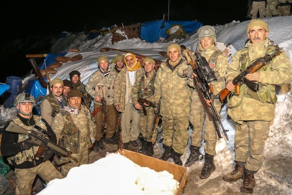 Bitlis'te terör operasyonu 41