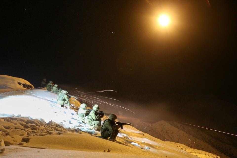 Bitlis'te terör operasyonu 44