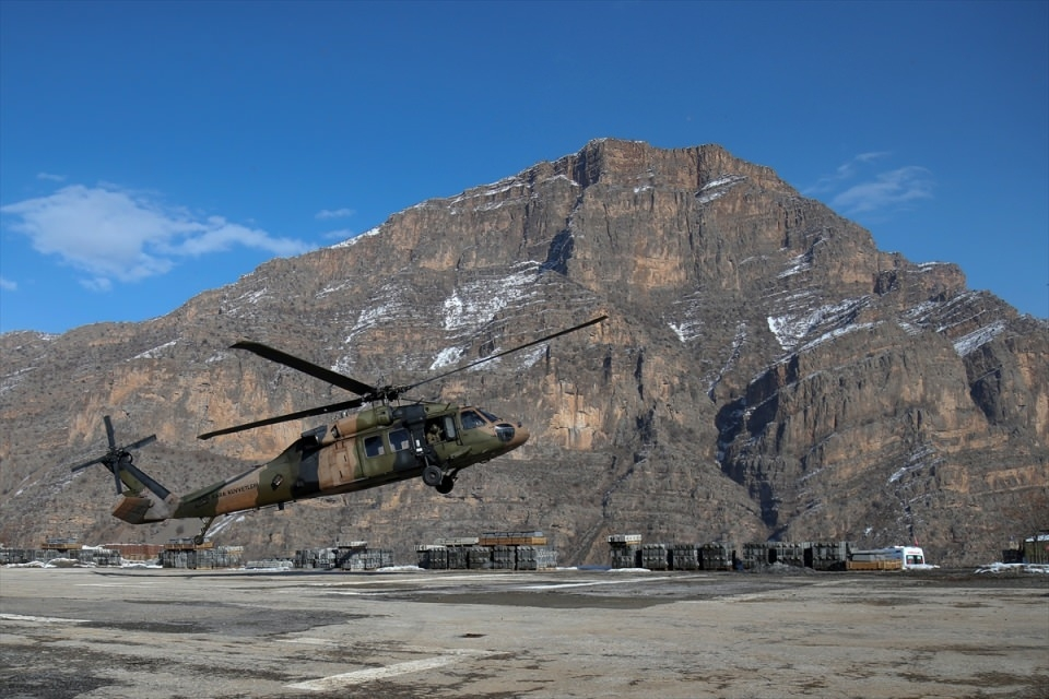 Bitlis'te terör operasyonu 49