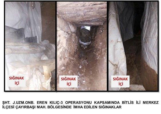 Bitlis'te terör operasyonu 5