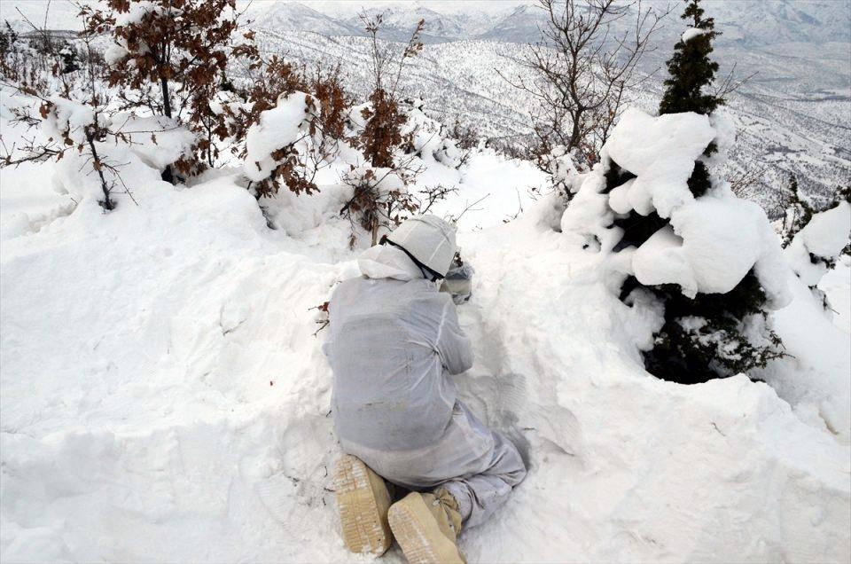 Bitlis'te terör operasyonu 62
