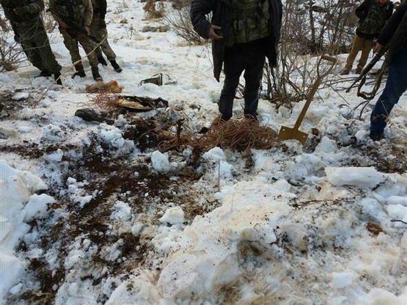 Bitlis'te terör operasyonu 72