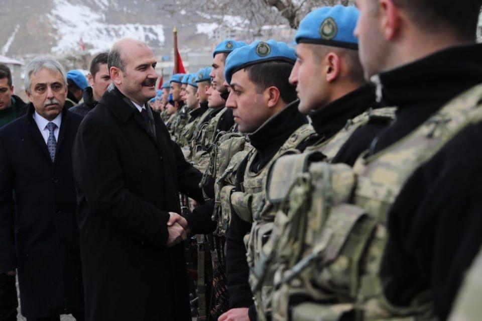 Bitlis'te terör operasyonu 87
