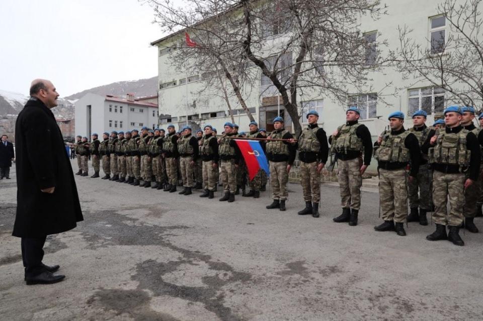 Bitlis'te terör operasyonu 90