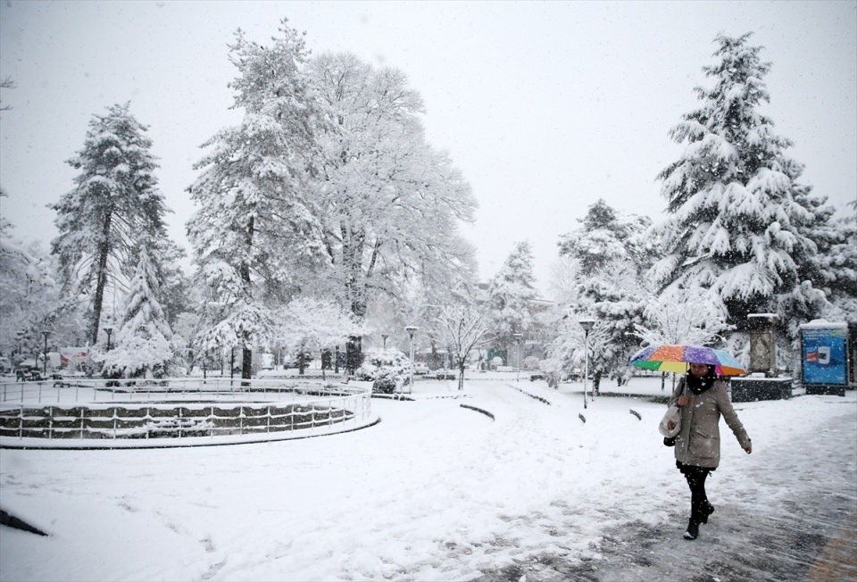 Kar yağışı daha ne kadar sürecek? 118