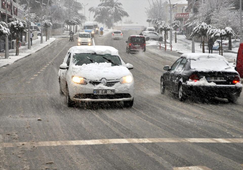 Kar yağışı daha ne kadar sürecek? 143