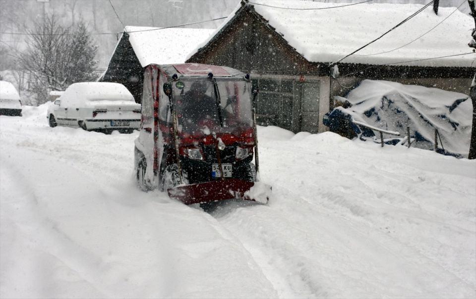 Kar yağışı daha ne kadar sürecek? 146