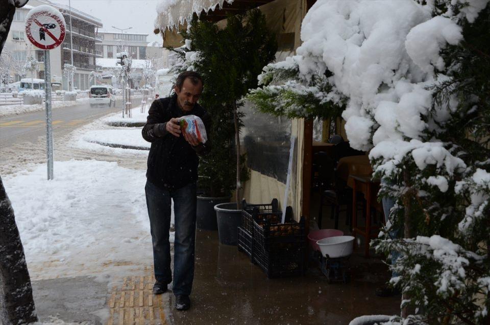 Kar yağışı daha ne kadar sürecek? 147