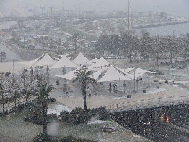Kar yağışı daha ne kadar sürecek? 18