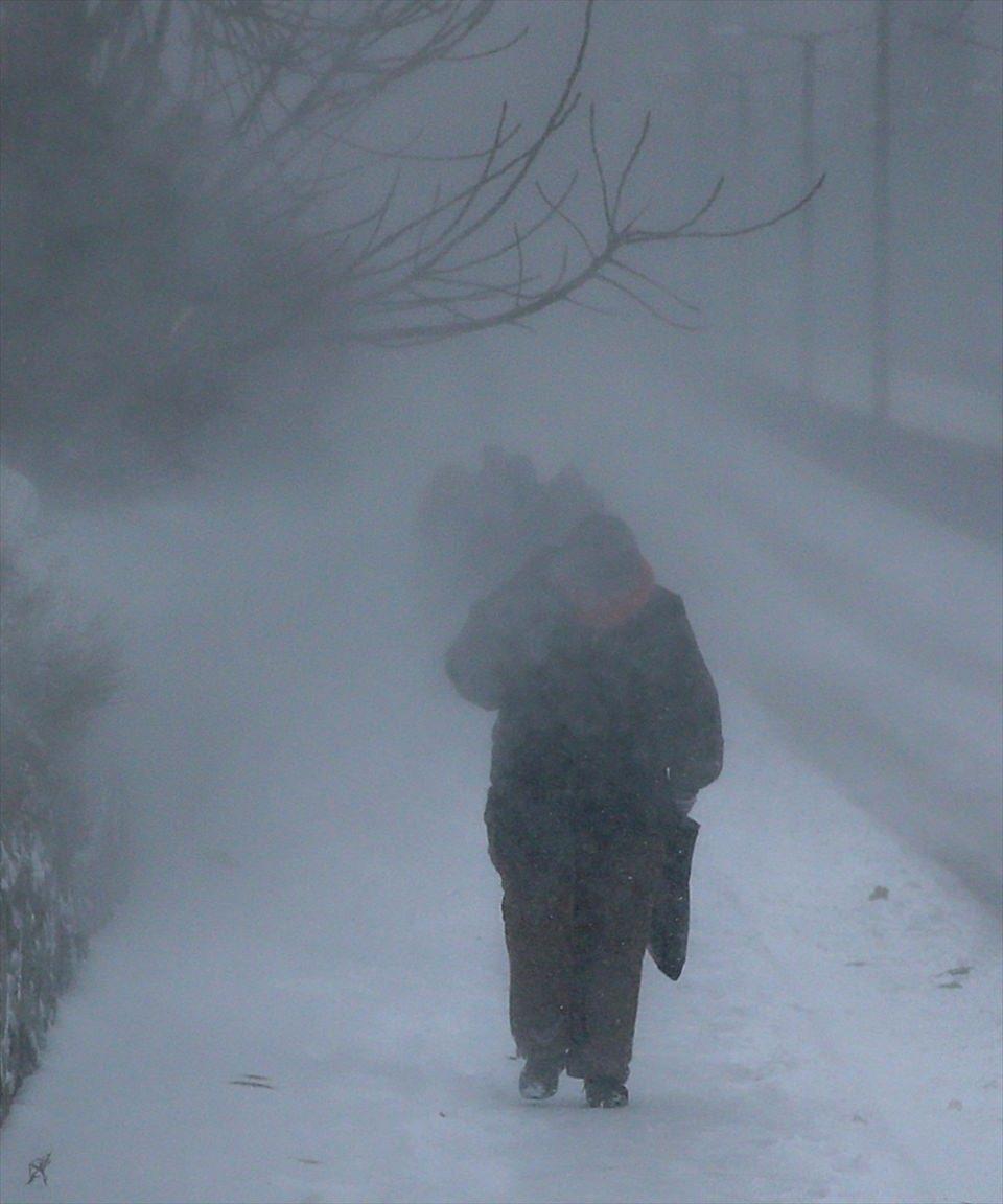 Kar yağışı daha ne kadar sürecek? 46