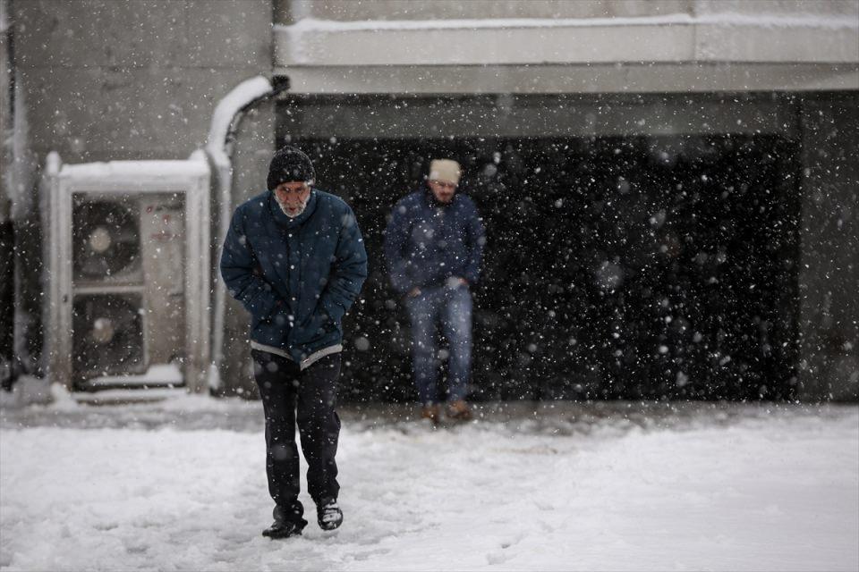Kar yağışı daha ne kadar sürecek? 64