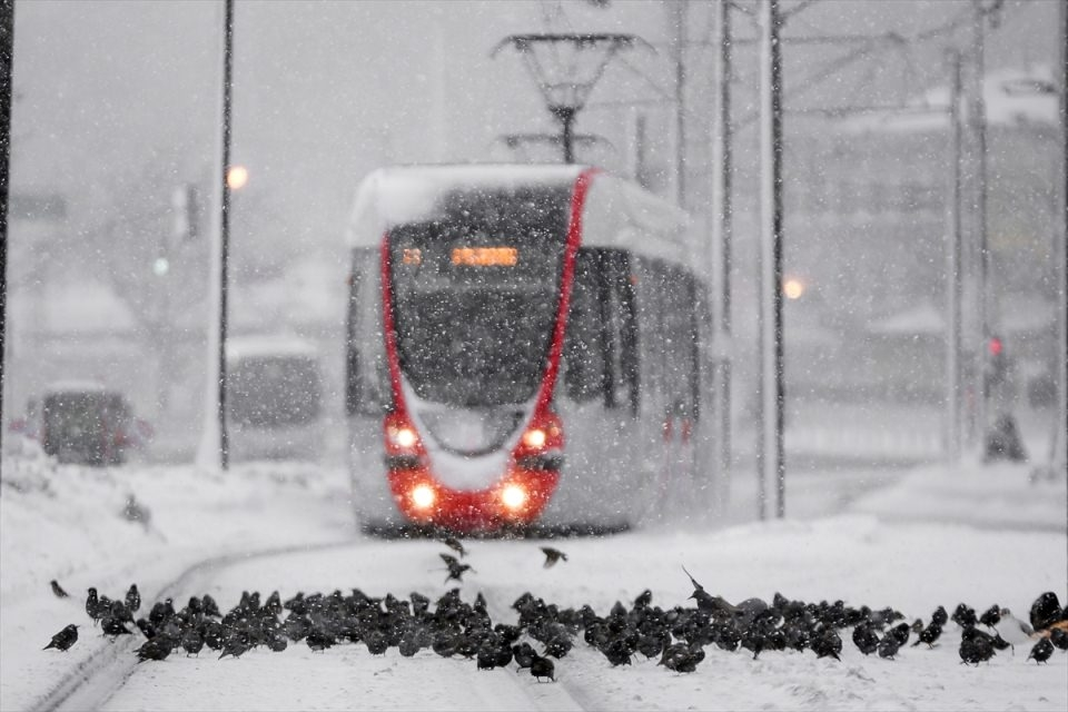 Kar yağışı daha ne kadar sürecek? 68