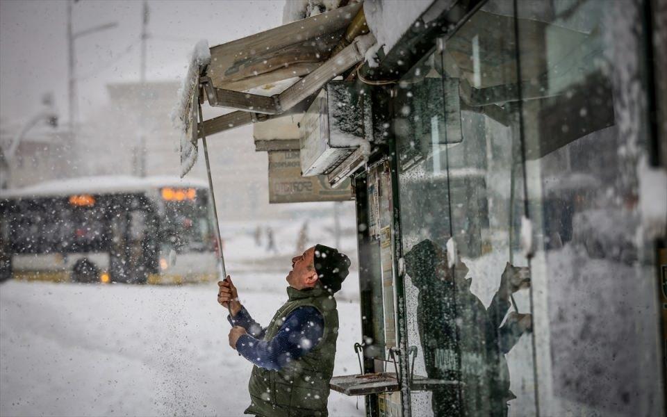 Kar yağışı daha ne kadar sürecek? 79