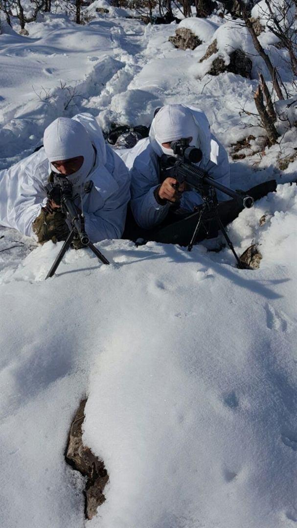 Tunceli'de terör örgütüne operasyon 100