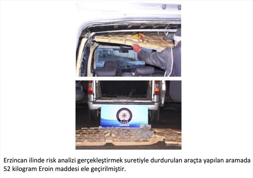 Tunceli'de terör örgütüne operasyon 121