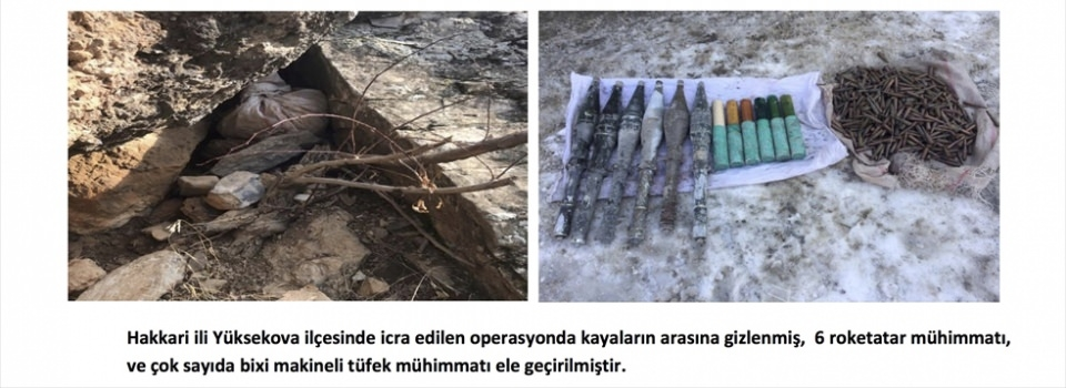 Tunceli'de terör örgütüne operasyon 128