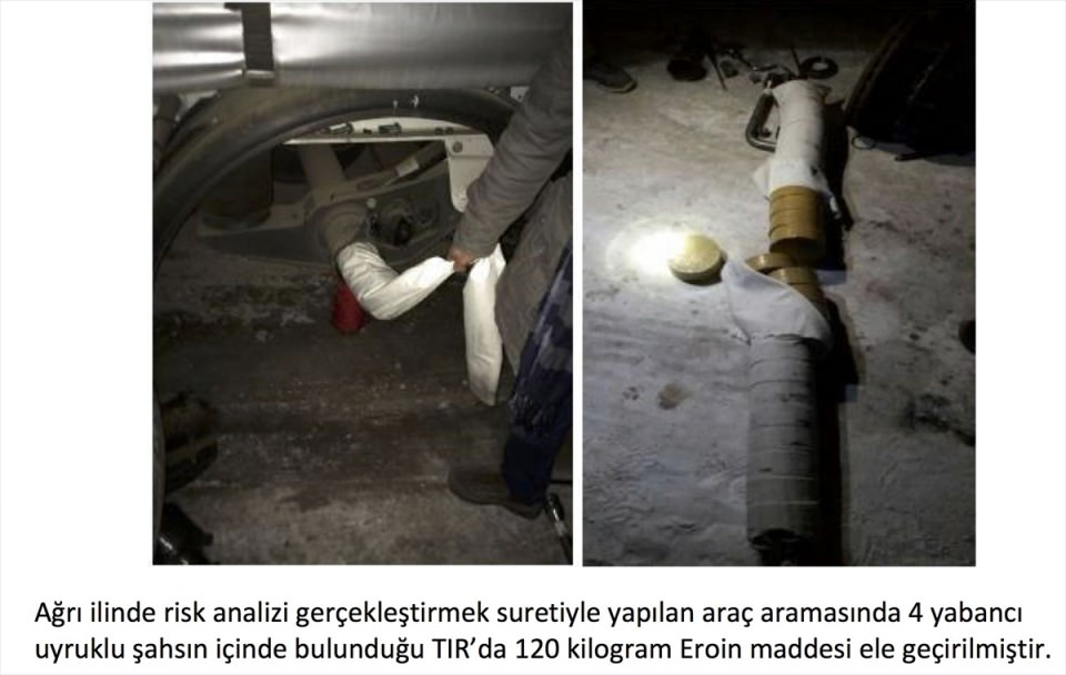 Tunceli'de terör örgütüne operasyon 129