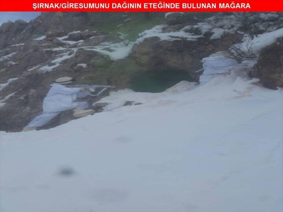 Tunceli'de terör örgütüne operasyon 63