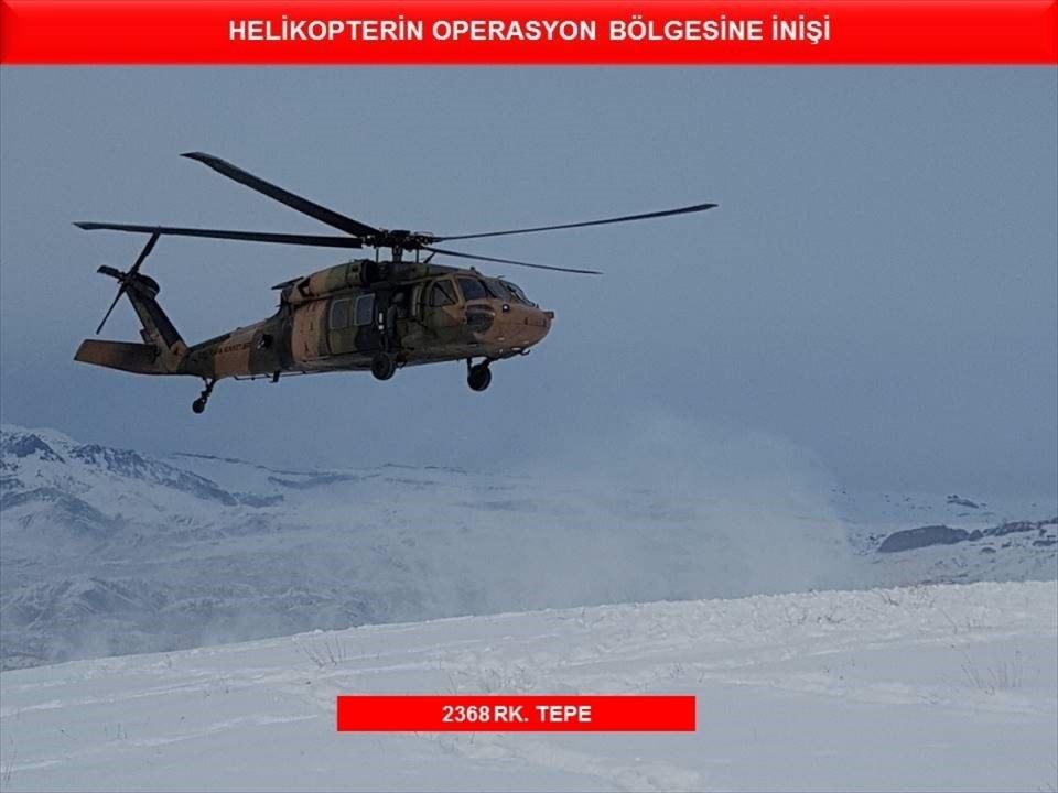 Tunceli'de terör örgütüne operasyon 66