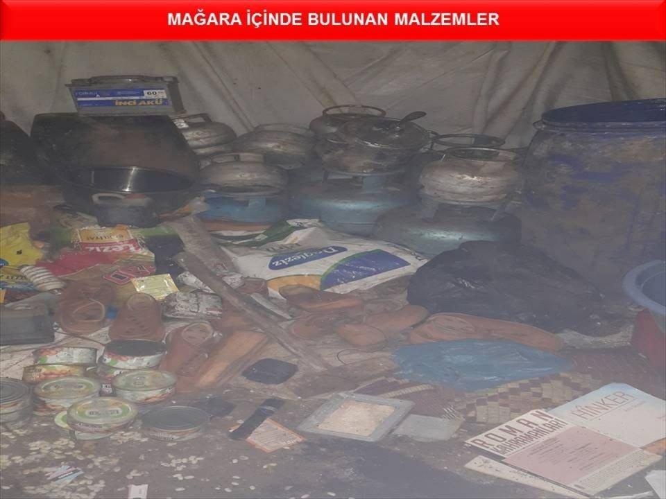 Tunceli'de terör örgütüne operasyon 69
