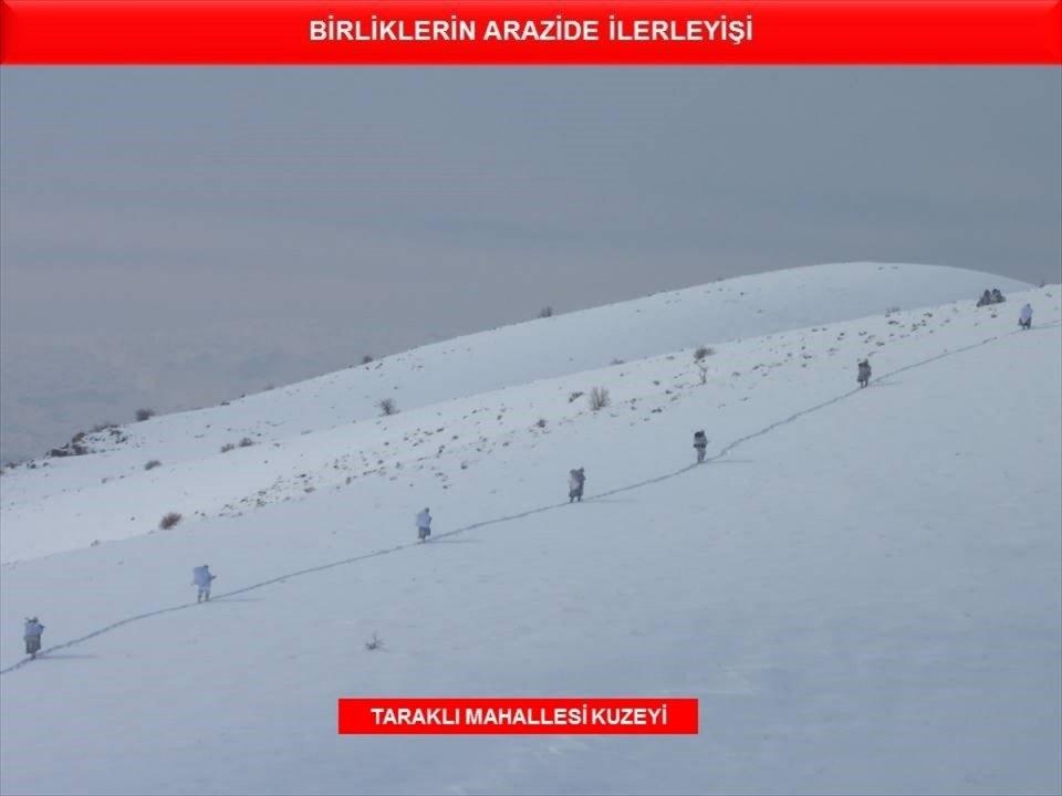 Tunceli'de terör örgütüne operasyon 74