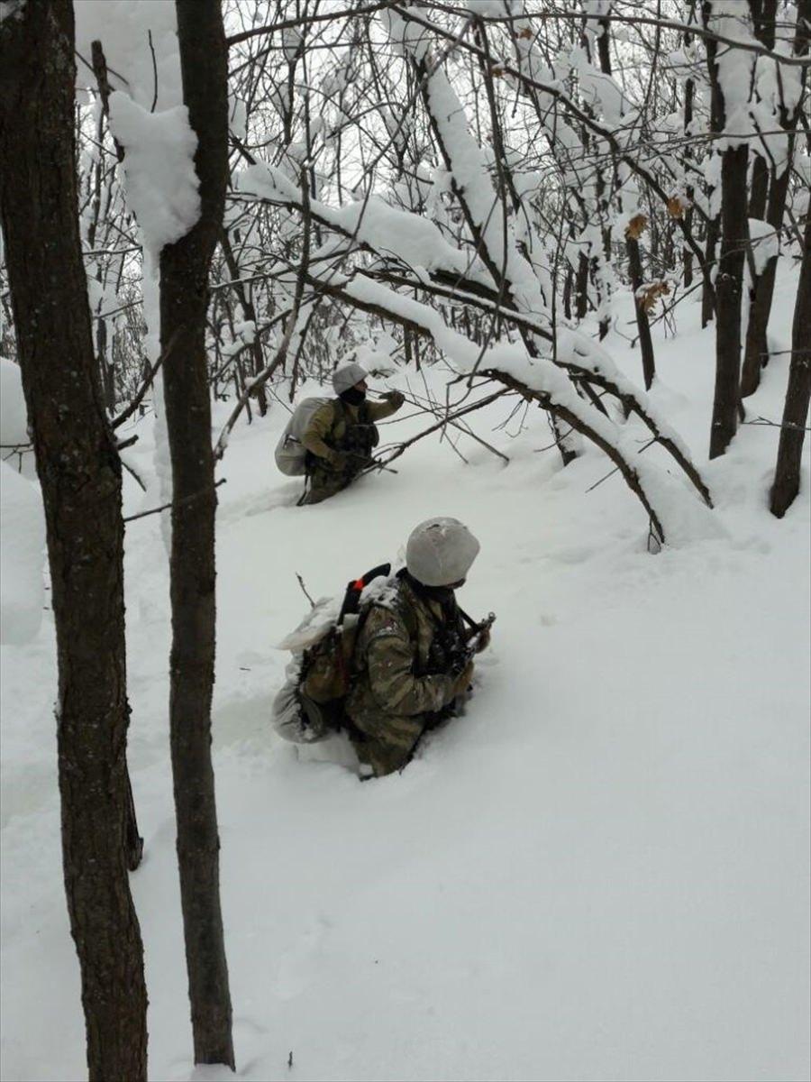 Tunceli'de terör örgütüne operasyon 81
