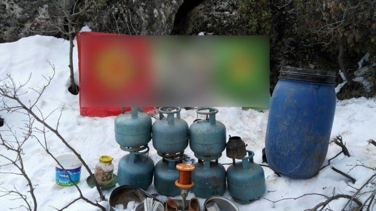 Tunceli'de terör örgütüne operasyon 95