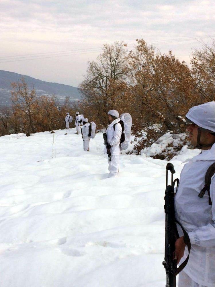 Tunceli'de terör örgütüne operasyon 96