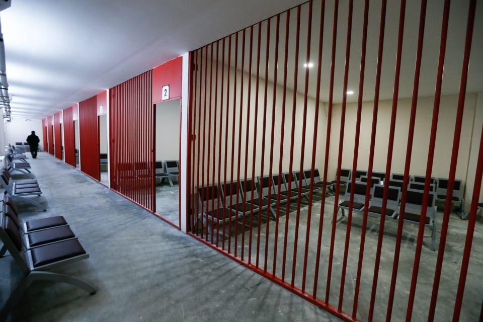 Darbecilerin yargılanacağı duruşma salonu hazır! 1