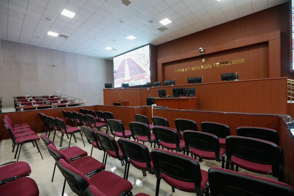 Darbecilerin yargılanacağı duruşma salonu hazır! 16