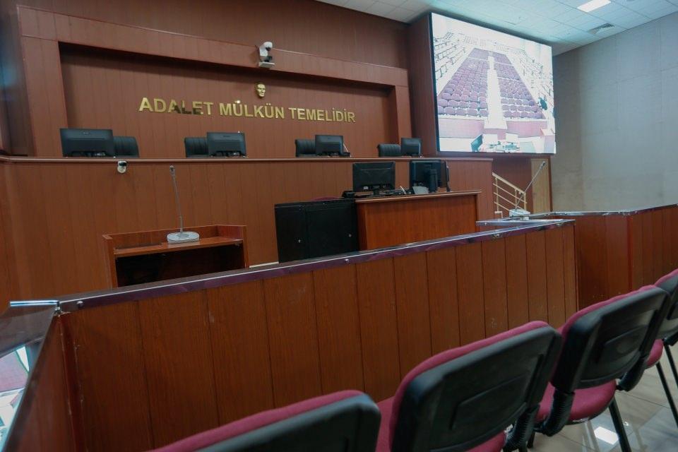 Darbecilerin yargılanacağı duruşma salonu hazır! 20