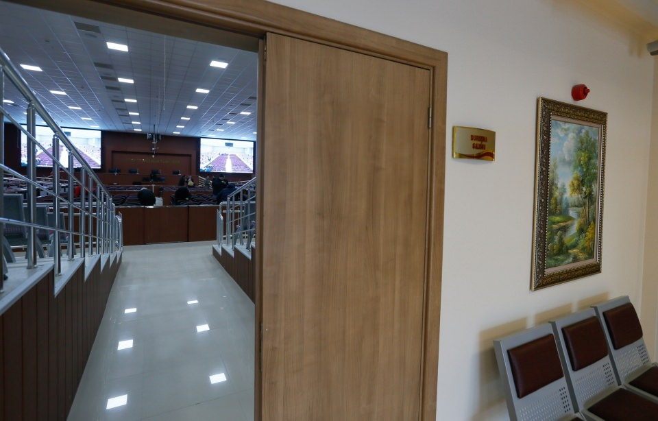 Darbecilerin yargılanacağı duruşma salonu hazır! 23