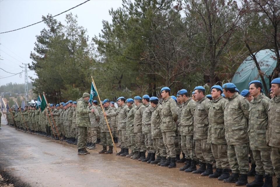 Cerablus'ta Türk askerinin konvoyuna hain pusu! 24