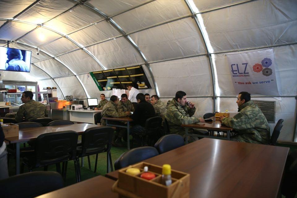 Cerablus'ta Türk askerinin konvoyuna hain pusu! 31
