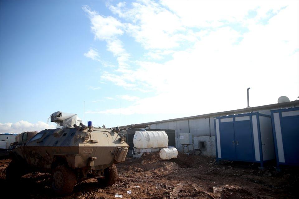 Cerablus'ta Türk askerinin konvoyuna hain pusu! 45
