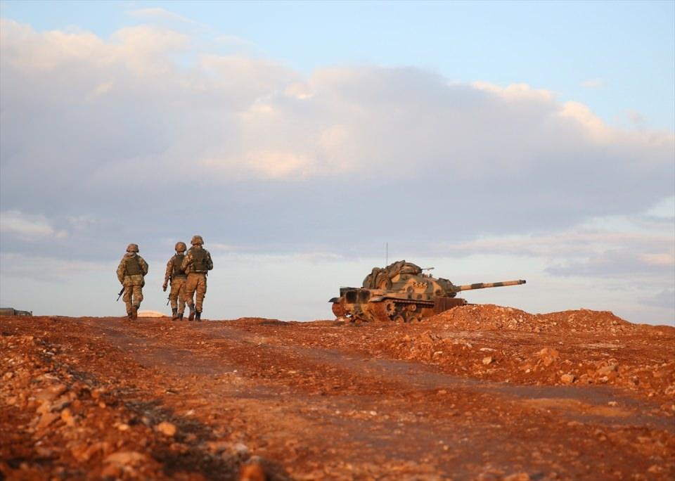 Cerablus'ta Türk askerinin konvoyuna hain pusu! 62