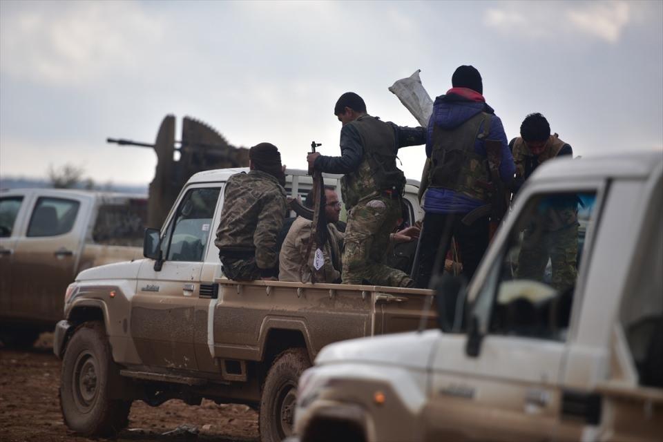 Cerablus'ta Türk askerinin konvoyuna hain pusu! 72