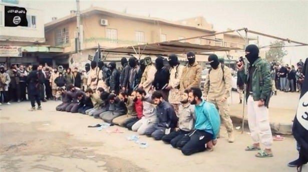 DEAŞ içinde hangi ülkeden kaç terörist var? 111