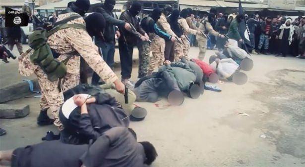 DEAŞ içinde hangi ülkeden kaç terörist var? 113