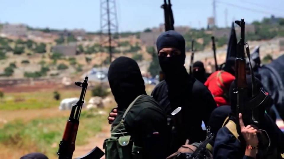 DEAŞ içinde hangi ülkeden kaç terörist var? 13