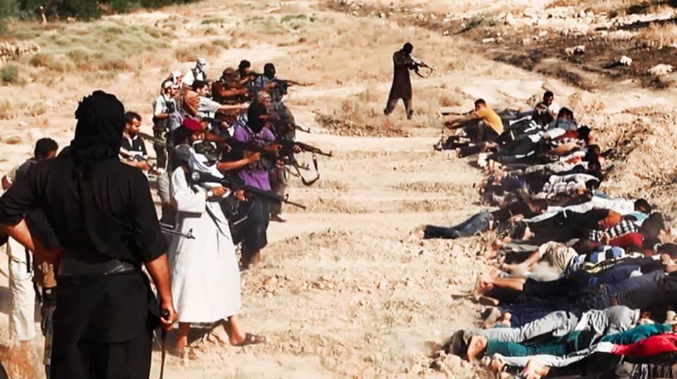 DEAŞ içinde hangi ülkeden kaç terörist var? 14