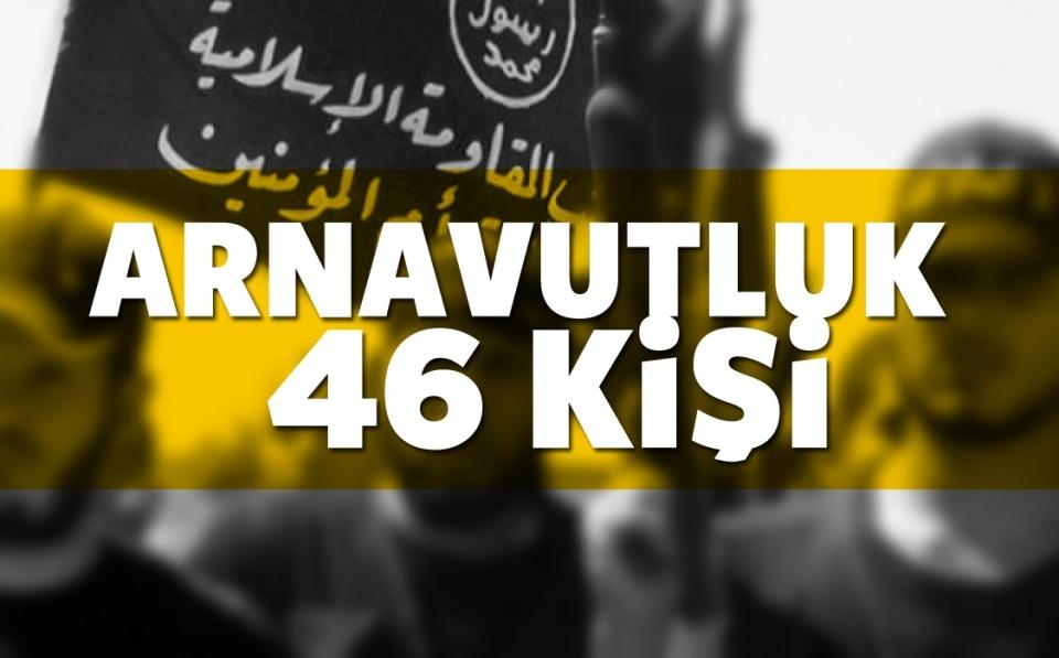 DEAŞ içinde hangi ülkeden kaç terörist var? 37