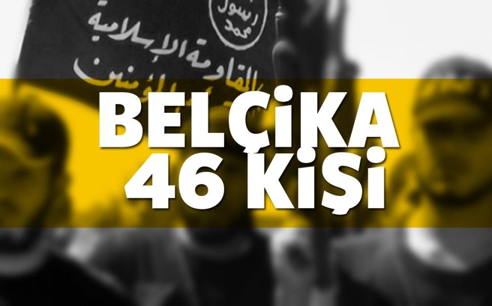 DEAŞ içinde hangi ülkeden kaç terörist var? 38