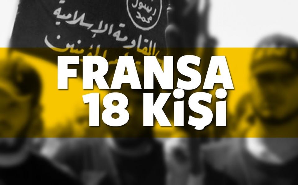 DEAŞ içinde hangi ülkeden kaç terörist var? 44