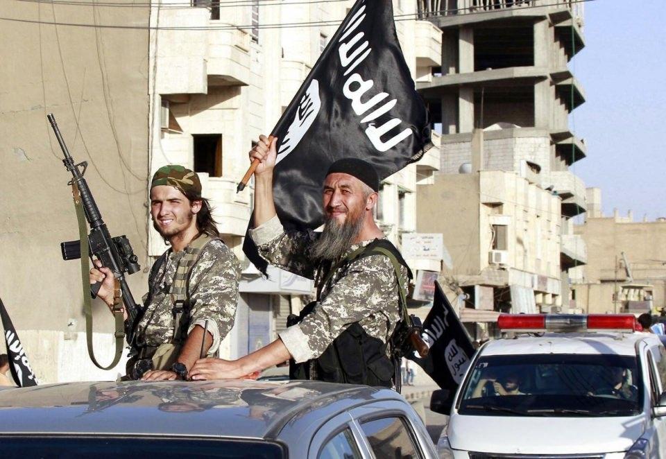 DEAŞ içinde hangi ülkeden kaç terörist var? 7